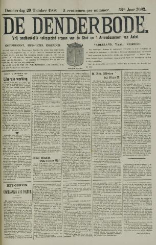 De Denderbode 1904-10-20