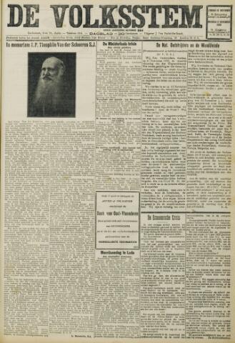 De Volksstem 1930-11-16