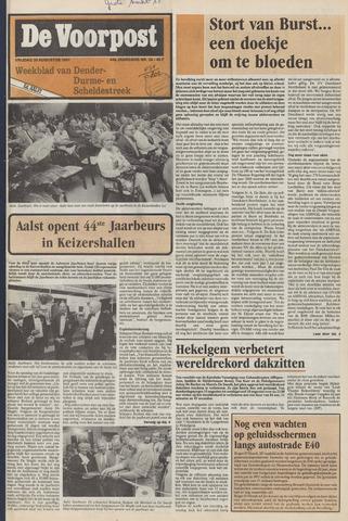 De Voorpost 1991-08-30