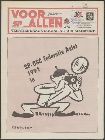 Voor Allen 1992