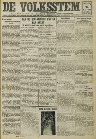 De Volksstem 1931-12-23
