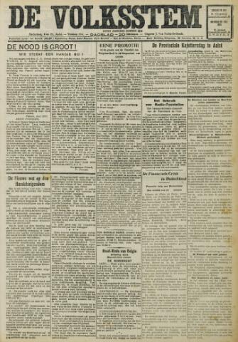 De Volksstem 1931-07-19
