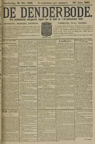 De Denderbode 1896-05-28