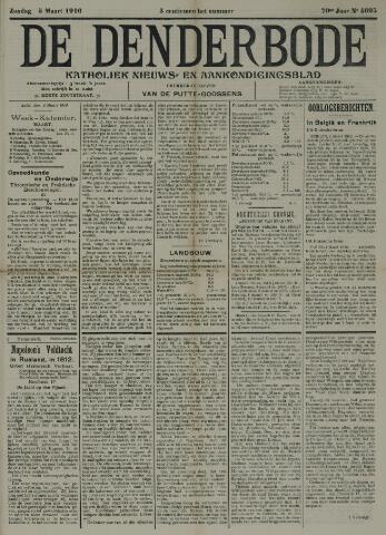 De Denderbode 1916-03-05