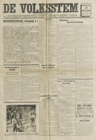 De Volksstem 1938-07-28