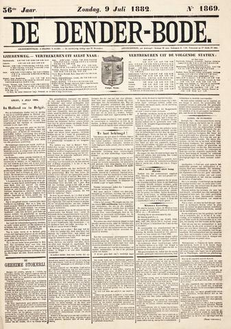 De Denderbode 1882-07-09