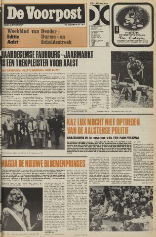 De Voorpost 1977-09-02