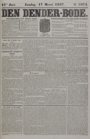 De Denderbode 1867-03-17