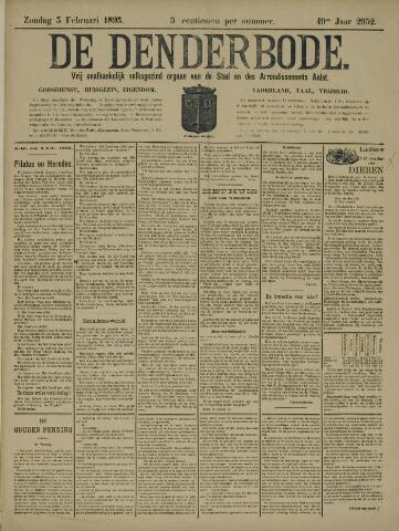De Denderbode 1895-02-03
