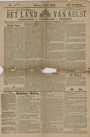 Het Land van Aelst 1888-04-01