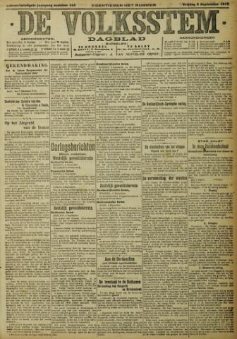 De Volksstem 1915-09-03