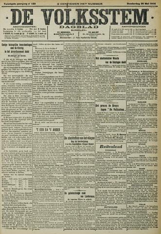 De Volksstem 1914-05-28