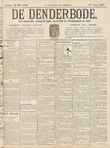 De Denderbode 1901-05-26