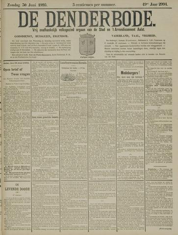 De Denderbode 1895-06-30