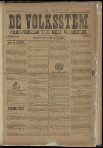 De Volksstem 1895-01-18