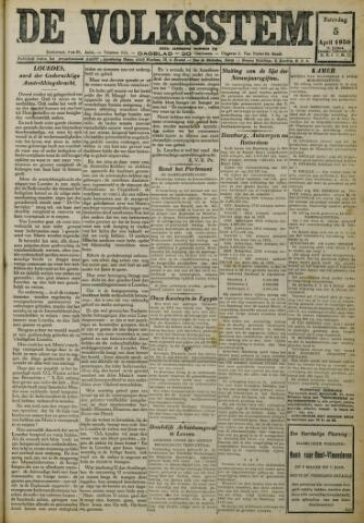 De Volksstem 1930-04-05