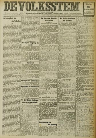 De Volksstem 1923-09-25