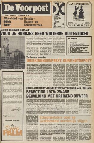 De Voorpost 1978-12-01