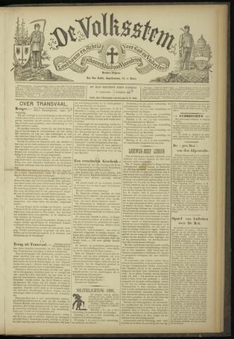 De Volksstem 1900-11-03