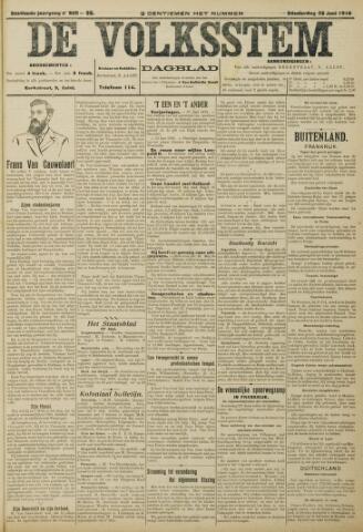 De Volksstem 1910-06-23