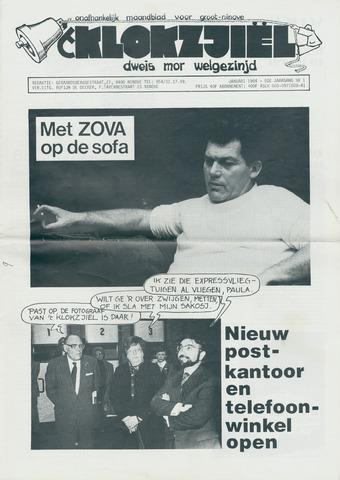 Klokzjiel 1984-01-01