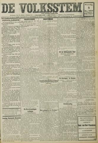 De Volksstem 1930-12-03