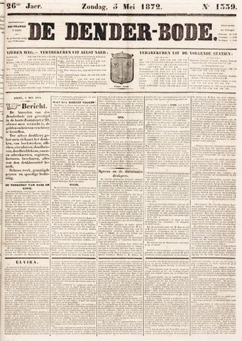De Denderbode 1872-05-05