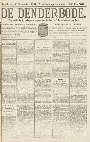 De Denderbode 1901-09-19
