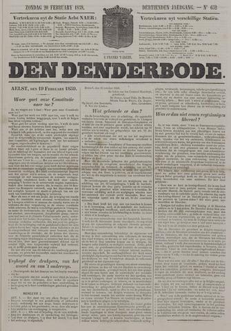 De Denderbode 1859-02-20