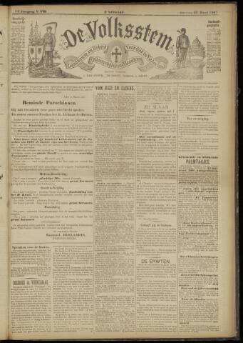De Volksstem 1907-03-23