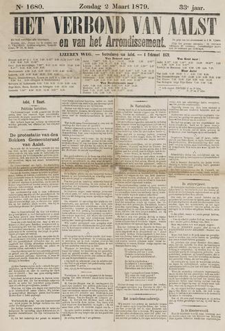 Het Verbond van Aelst 1879-03-02