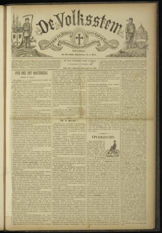 De Volksstem 1900-09-01