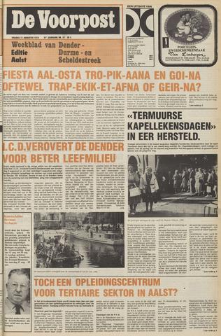 De Voorpost 1978-08-11