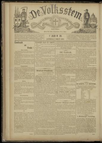 De Volksstem 1895-08-03