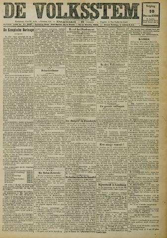 De Volksstem 1926-12-10