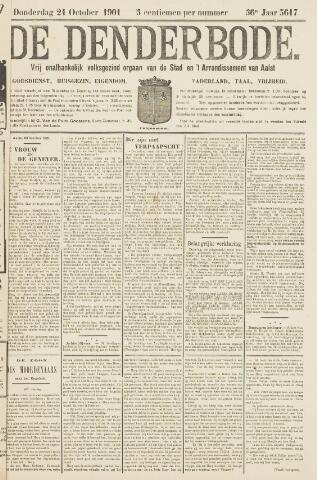 De Denderbode 1901-10-24