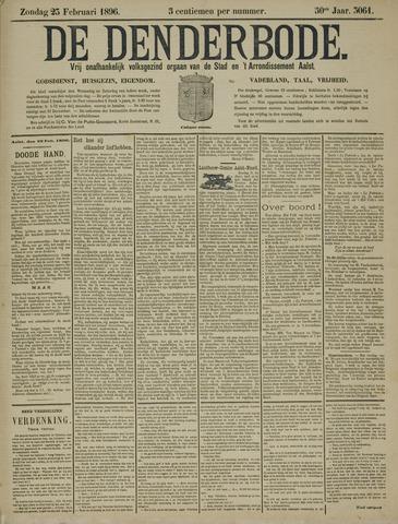 De Denderbode 1896-02-23