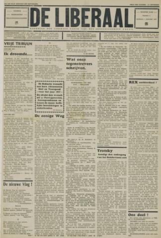 De Liberaal 1937