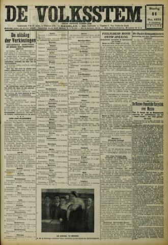 De Volksstem 1932-10-11