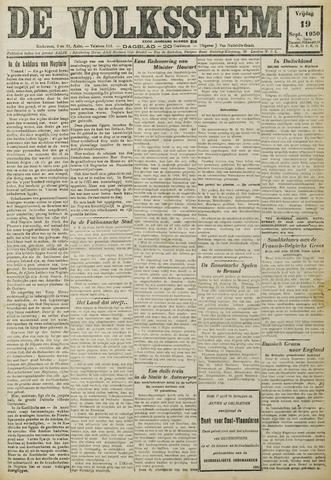 De Volksstem 1930-09-19