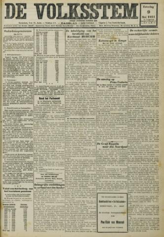 De Volksstem 1931-05-09