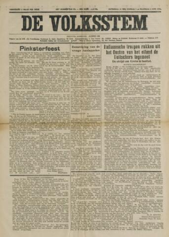 De Volksstem 1941-05-31