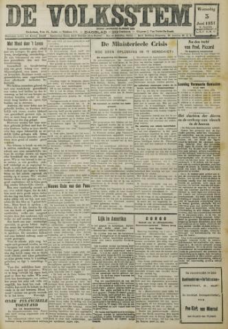 De Volksstem 1931-06-03