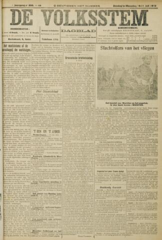 De Volksstem 1910-07-10