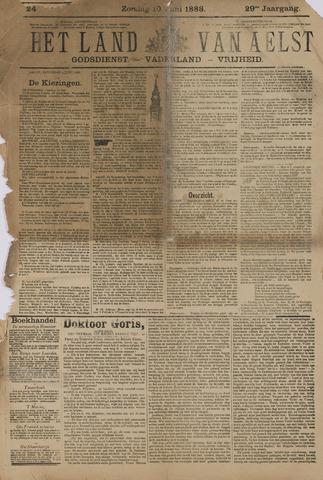 Het Land van Aelst 1888-06-10