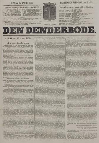 De Denderbode 1859-03-13