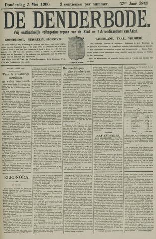 De Denderbode 1906-05-03