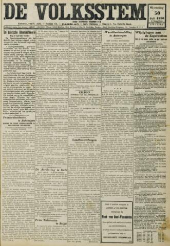 De Volksstem 1930-07-30