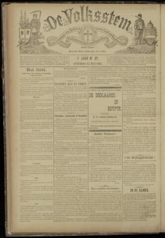 De Volksstem 1895-07-13