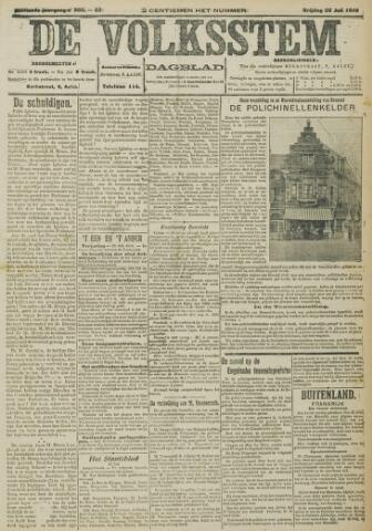 De Volksstem 1910-07-29